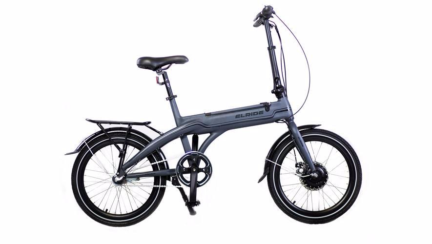startskudd.no - Elride Mini - Elektrisk kombisykkel til urban bruk