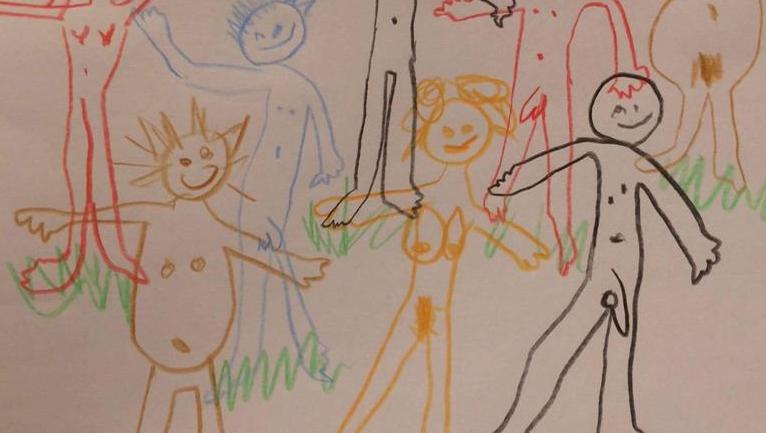 Bidra.no - Regnbueskogens hemmelighet - barnebok om kropp, kjønn og seksualitet