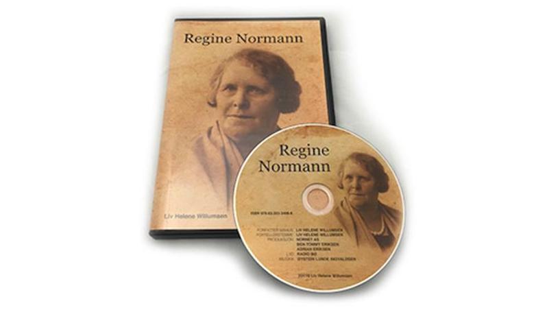Bidra.no - DVD om Regine Normann