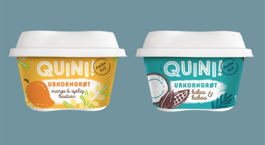 Bidra.no - Forhåndsbestill 2 Quini