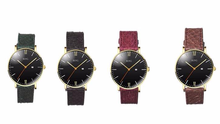 startskudd.no - BERG Watches Limited Edition