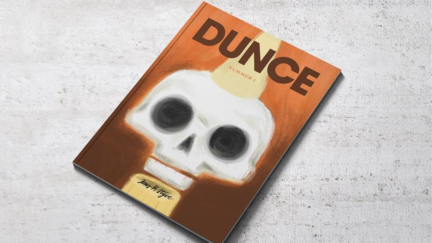 Bidra.no - Dunce 1 (hefte)