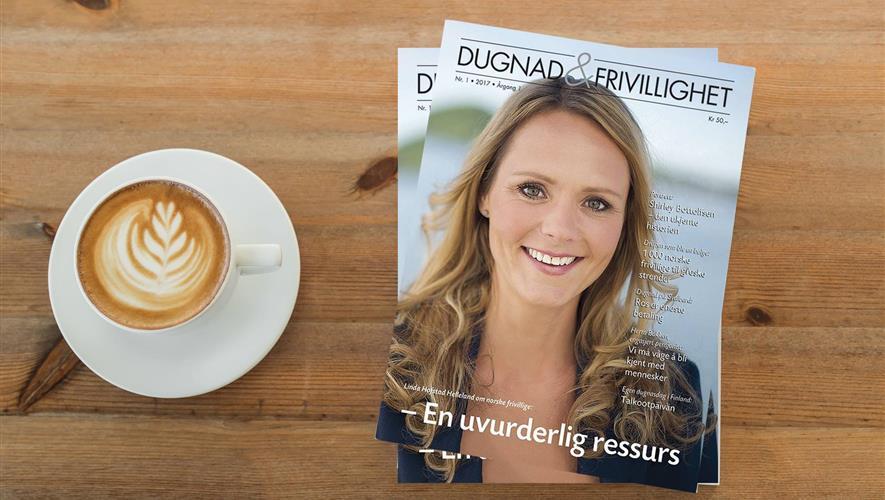 Bidra.no - Bestill den første utgaven av magasinet