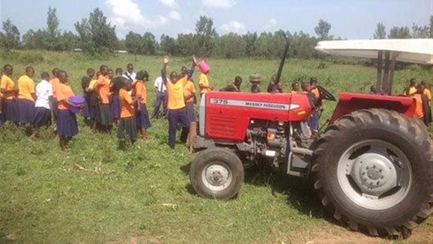 Bidra.no - Hjelp folk i Tanzania til bedre matforsyning