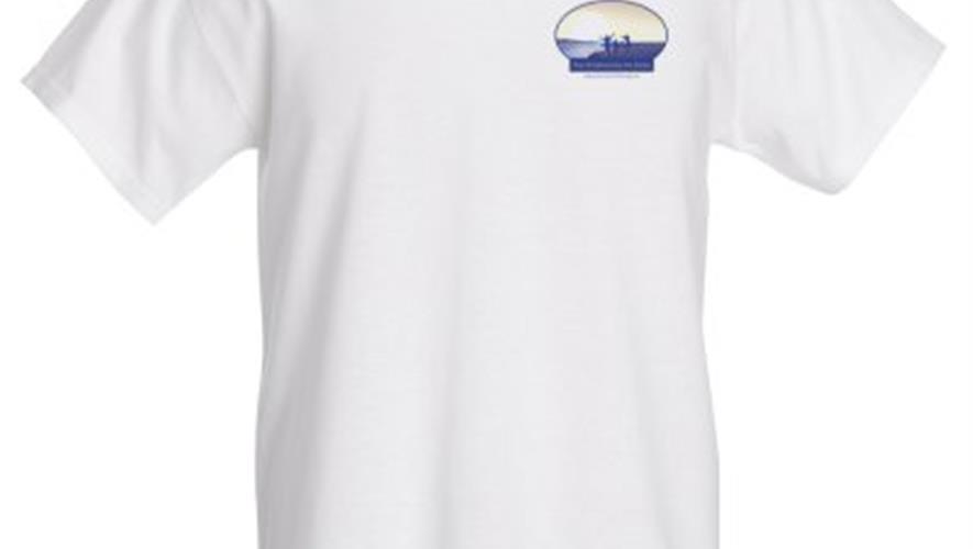 Bidra.no - T-skjorte med logo