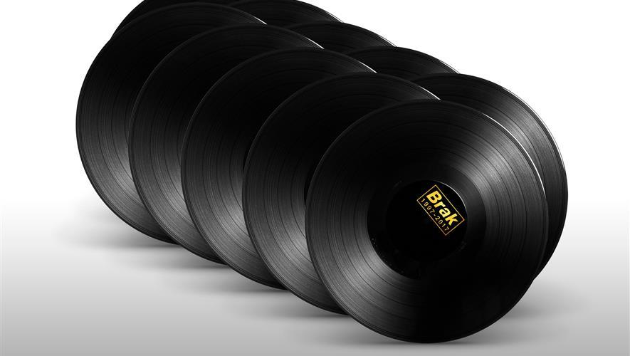 Bedriftspakke 2: 10 stk vinyl (20% rabatt)