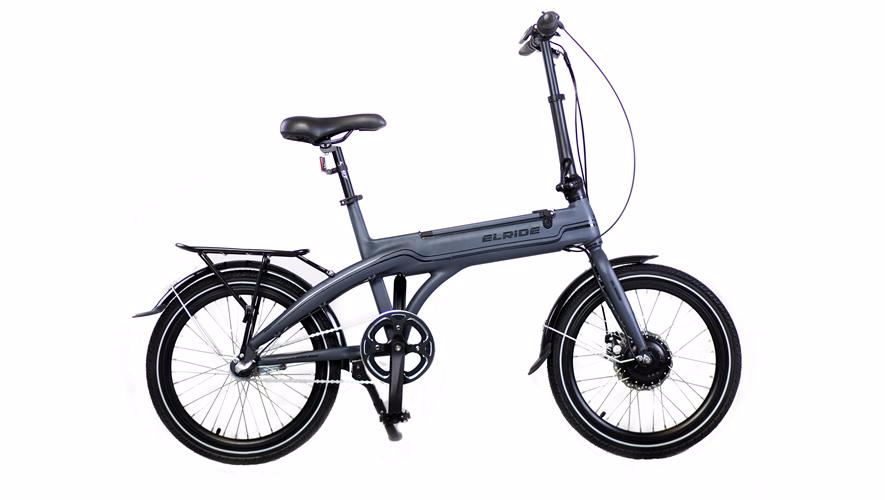 startskudd.no Elride Mini - Elektrisk kombisykkel til urban bruk