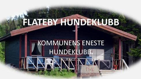 startskudd.no - Treningshall til Flateby Hundeklubb!