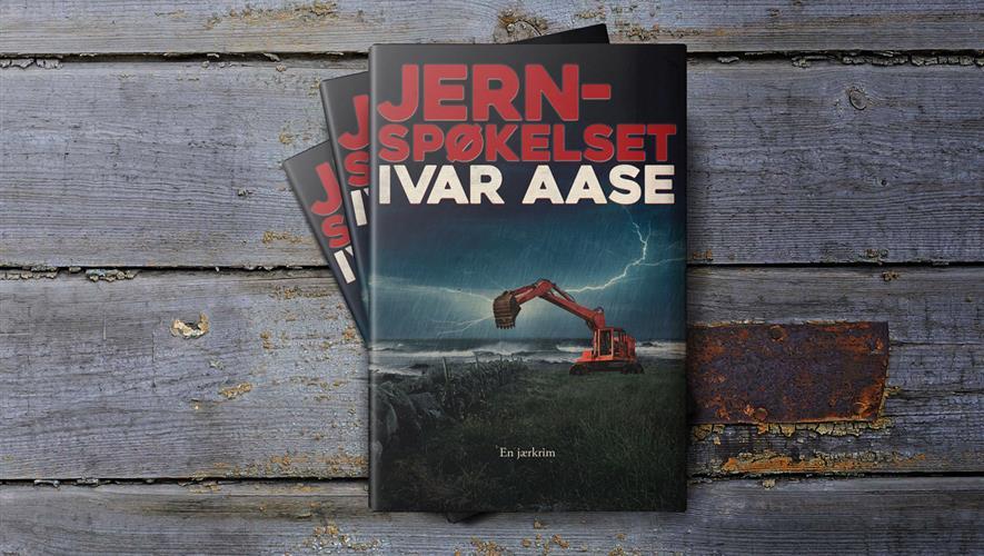 JERNSPØKELSET - KRIMROMAN FRA JÆREN