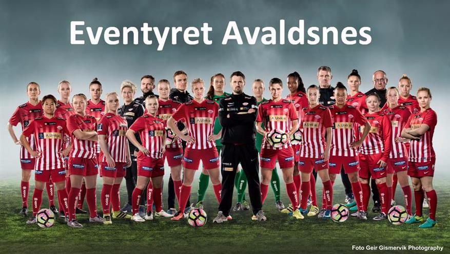 startskudd.no - Avaldsnes Damer Elite  ut i Europa 2017