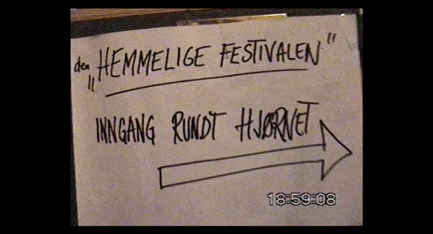 startskudd.no - En øy i Oslo - dokumentarfilmen om Øyafestivalen