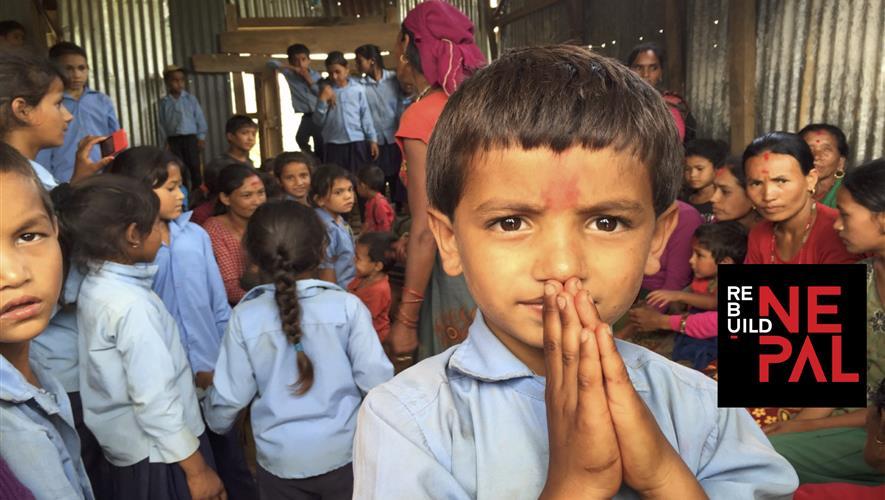 Shree Gyanjyoti barneskole i Nepal