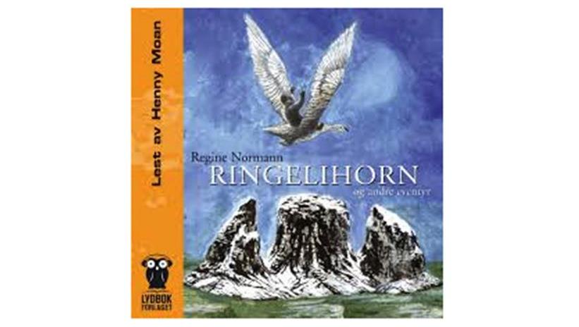 """Bidra.no - Lydbok """"Ringelihorn og andre eventyr"""""""