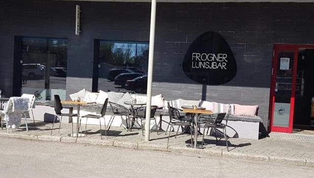 startskudd.no - Lønsjen Bar og Scene - Frogner Lunsjbar 2.0