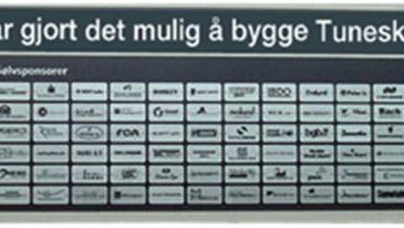 startskudd.no - Profiler bedriften i sølv på vikingverftets sponsortavle