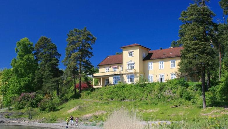 Sjøholmen - et unikt barnekultursenter i Sandvika