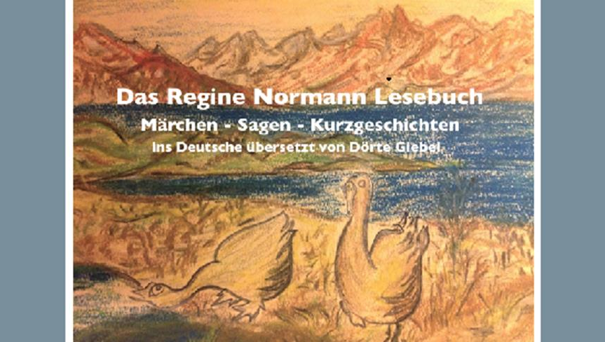 Bidra.no - Regine Normann Lesebuch (deutsch)