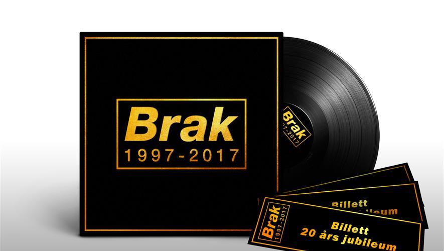 Bidra.no - Vinyl & konsertbillett