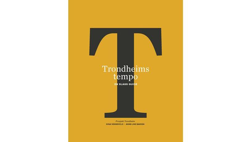 startskudd.no - Trondheims Tempo  (1 bok)