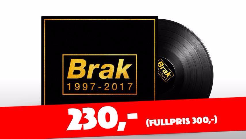 Bidra.no - 30 første - 230,- for vinylen ink porto. (30kr) Fullpris 300,- +porto
