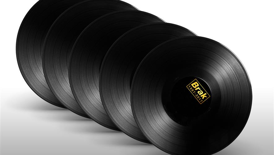 Bidra.no - 5 vinyl 1000,- (full pris 1500,- pluss porto)