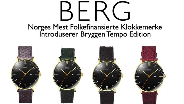 startskudd.no - BERG - Limited Edition